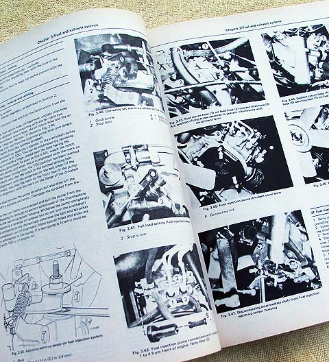 The Haynes Manual  U2013 Example  U2013 The Tii Register
